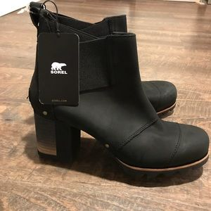 SOREL addington waterproof boots